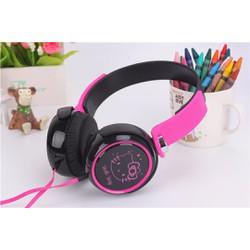 Tai Nghe Headphone Hello Kitty KT30