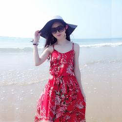 Đầm maxi đi biển cực xinh MX024