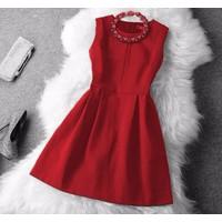 Đầm Dior pen chữ thập cao cấp