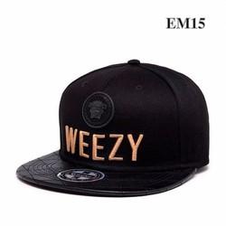 Mũ nón snapback thêu chữ