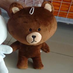 Gấu bông Gấu Brown 20cm