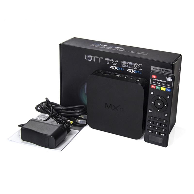 BOX SMART TIVI MXQ 805S CHUYỂN TIVI THƯỜNG THÀNH SMART TIVI 5