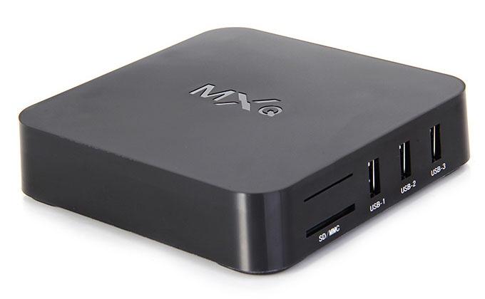 BOX SMART TIVI MXQ 805S CHUYỂN TIVI THƯỜNG THÀNH SMART TIVI 2