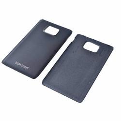 Năp lưng điện thoại Samsung galaxy s2 Đen