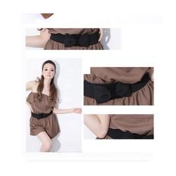 thắt lưng bản rộng, dây nịt bản rộng nữ thời trang mới