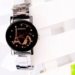 Đồng hồ tình nhân phong cách Hàn Quốc