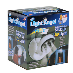 Đèn LED Light Angel xoay 360 độ