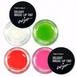Son dưỡng Tonymoly Delight Magic Lip Tint - Tonymoly