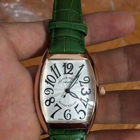 Đồng hồ Fank Muller F235 dây da nhiều màu giá rẻ