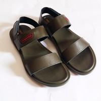 Giày sandal da bò Dr. Marten nam xanh trẻ trung