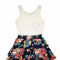 Váy đầm bé gái cotton chân hoan Thái Lan - LyBishop