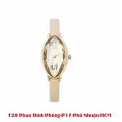 Đồng hồ Nữ JULIUS mặt khắc tinh xảo