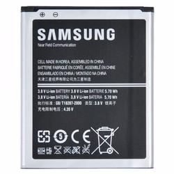 Pin cho Samsung Galaxy S3 Mini i8190 1500mAh Xám