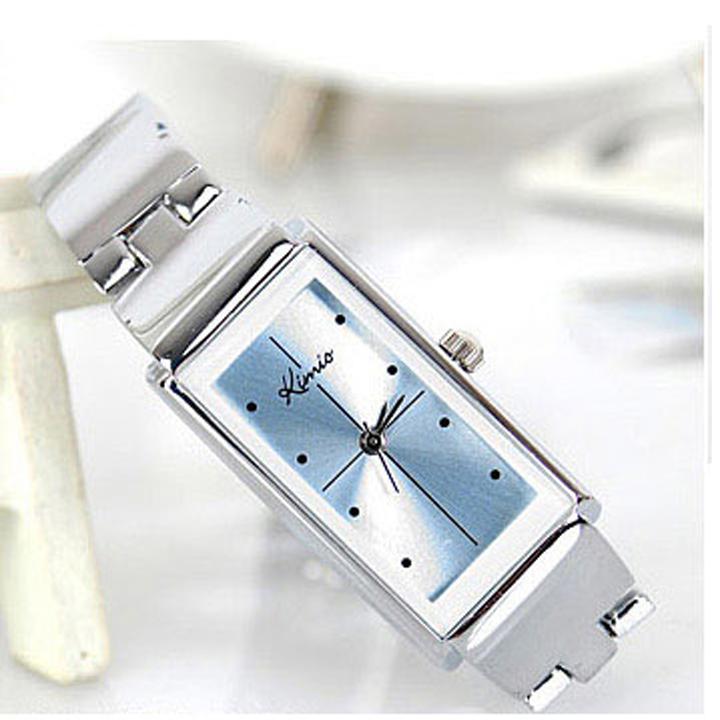 Free Ship- Đồng hồ thởi trang nữ Hàn Quốc Kimio 2