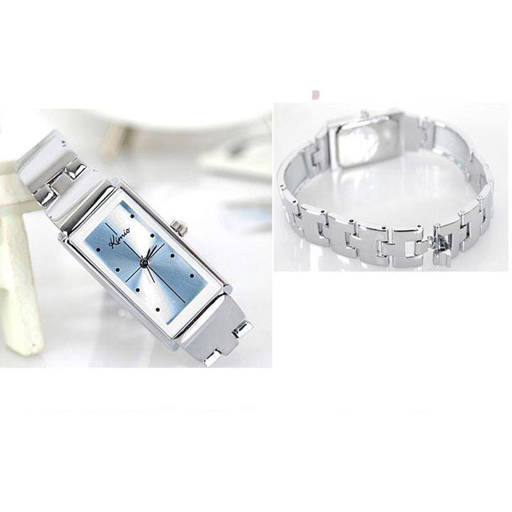 Free Ship- Đồng hồ thởi trang nữ Hàn Quốc Kimio 1