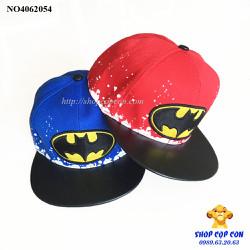 Nón kết logo batman