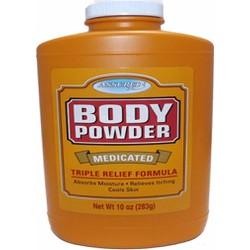 Phấn Thơm Toàn Thân Body Powder Medicated