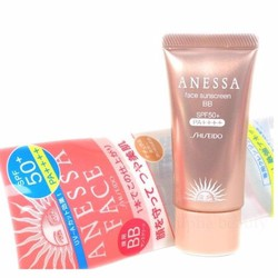 Kem BB Shiseido Anessa Face Sunscreen 30g