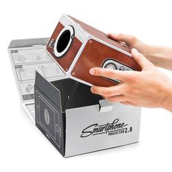 Máy chiếu mini dành cho điện thoại Smartphone Projector 2.0