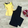 Áo và quần culottes