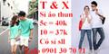 t - x shop