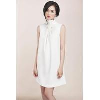 Đầm Suông Chữ A Cài Trâm Đẹp Như Tâm Tít - 2536.DZO