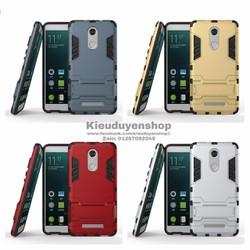 Ốp lưng Xiaomi Redmi Note 3 và Redmi Note 3 Pro chống sốc Iron Man