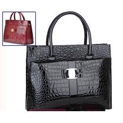 Túi xách thời trang giả da cá sấu TXU005 - GS147