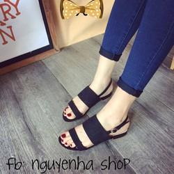 HÀNG CAO CẤP - Giày sandal đơn giản