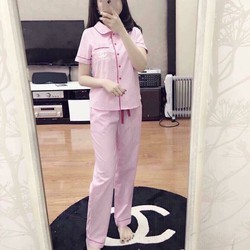 Bộ pyjama quần dài