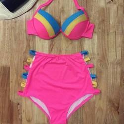 Bikini sọc màu