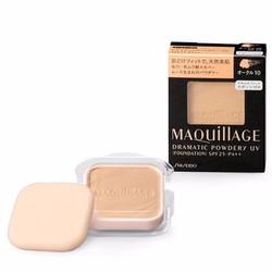 Lõi phấn phủ Shiseido Maquillage Dramatic Powdery UV SPF25 PA++
