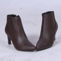 Giày bot da bò Romana BT-03 cao cấp