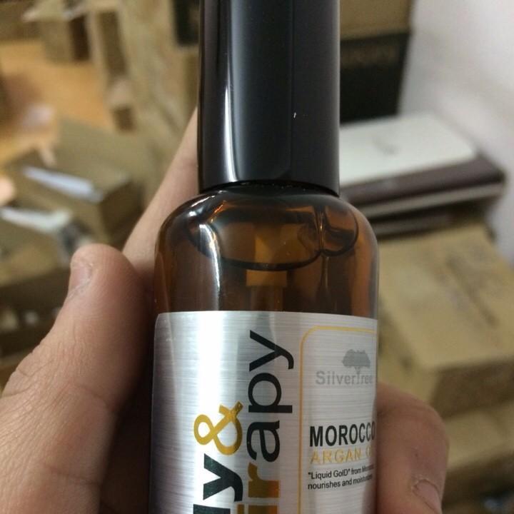 Tinh dầu dưỡng tóc Morocco Body Hair 2