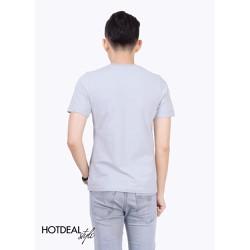 Áo thun T-Shirt Xám nhạt