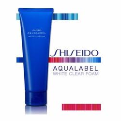 Sữa rửa mặt làm trắng da Shiseido Aqualabel da dầu và hỗn hợp 130g