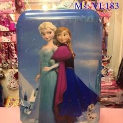 Va li kéo du lịch hình công chúa tuyết xinh đẹp VL183
