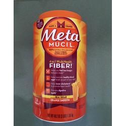 Thực Phẩm Bổ Sung Chất Xơ Meta-Mucil Multihealth Fiber Sugar Free