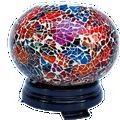 Combo Đèn xông tinh dầu bằng điện - Các loại pha lê + 1 chai tinh dầu