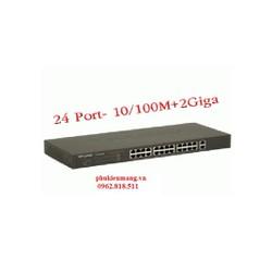 Switch TPLink24 Port,24Port+2 Gigabit.giá rẻ nhất thị trường