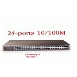 Switch TPLink – 48 Port, 10,100Mb. giá rẻ nhất thị trường