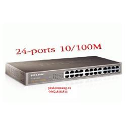 Switch TPLink–24 Port, 0,100Mb,Sỉ lẻ toàn quốc với giá tốt nhất