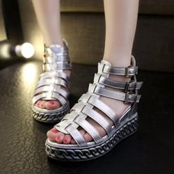 Giày Sandal nữ chiến binh phong cách cá tính sành điệu - SG0165