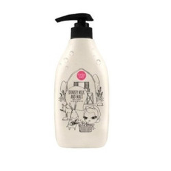 Sữa tắm Donkey Milk - Malt Bath Cream 450ml Cathy Doll