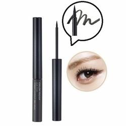 [chính hãng] kẻ mắt nước không trôi Color Proof eyeliner The FaceShop