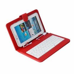 Bao da máy tính bảng 10 inch kèm bàn phím