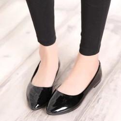 Giày búp bê trơn đơn giản BB20 - bảo hành keo trọn đời