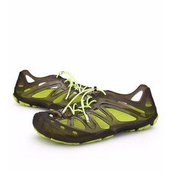 giày nam dạo phố cá tính Mã: GH0328 - XANH LÁ