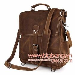 Túi xách đựng Ipad Da Bò 086