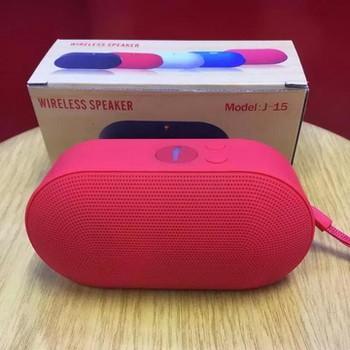 Loa Bluetooth, Đọc Thẻ Và USB, FM J-15 Siêu Rẻ